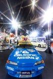 De status van verfraait, ontwerp van raceauto Stock Fotografie