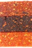 De staven van het fruit van bessen Stock Afbeeldingen