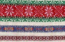 De staven van het ornament. Stock Afbeelding