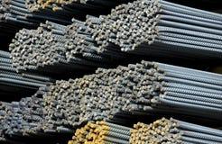 De Staven van het staal Royalty-vrije Stock Fotografie