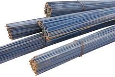 De staven van het staal Royalty-vrije Stock Afbeeldingen