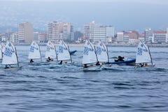 de 29ste Internationale Palamos-Optimistentrofee 2018, 13de Naties vormt, 16 Februari tot een kom 2018, Stad Palamos, Spanje Royalty-vrije Stock Foto