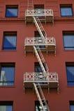 De stedelijke architectuur van San Francisco Stock Fotografie