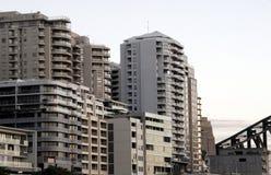 De stedelijke Bouw Stock Afbeelding