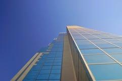 De stedelijke bouw Royalty-vrije Stock Afbeelding