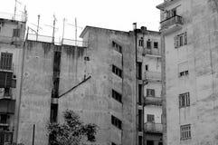 De stedelijke bouw Stock Foto