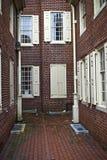 De Steeg Philadelphia van de baksteen royalty-vrije stock foto