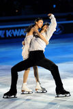 De Steek & Jian Tong van Quing bij Toekenning van de Vleet van 2011 de Gouden Stock Foto's