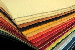 De steekproefplukker van het kleurenpalet van leermateriaal Royalty-vrije Stock Fotografie