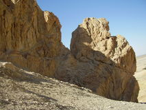De steen van Chebica-oase Royalty-vrije Stock Afbeelding