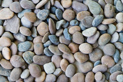 De steen van de kiezelsteen Stock Fotografie