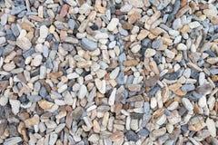De steen van de kleurenkiezelsteen op achtergrond Royalty-vrije Stock Fotografie