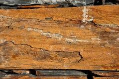 De steen van de schalie Royalty-vrije Stock Afbeeldingen