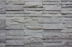 De steen van de textuurmuur Stock Foto's