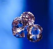 De steen van Jewely royalty-vrije stock foto