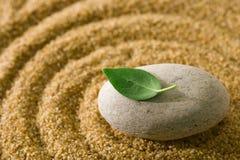 De steen van Zen stock afbeelding