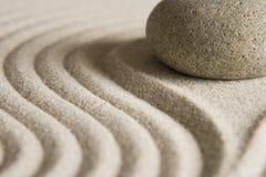 De steen van Zen stock afbeeldingen