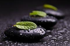 De steen van Zen stock foto's
