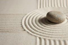 De steen van Zen Stock Fotografie