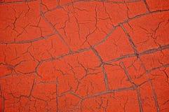 De steengrond van de spleet Stock Afbeelding