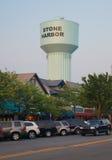 De Steenhaven van de binnenstad, New Jersey Royalty-vrije Stock Foto's