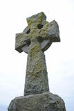 De steenkruis van het graf Royalty-vrije Stock Afbeeldingen