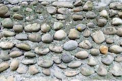 De steenmuur Stock Foto's
