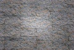 De steenmuur Royalty-vrije Stock Afbeeldingen
