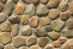 De steenmuur Stock Afbeeldingen