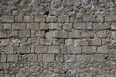 De steenmuur royalty-vrije stock foto's