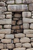 De steenmuur van Inca Stock Afbeelding