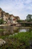 De steenpark van Hinkhao Ngu royalty-vrije stock foto
