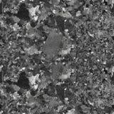 De steentextuur van het decoratie zwarte graniet Naadloze vierkante backgrou Royalty-vrije Stock Foto's