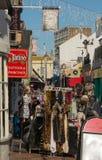 De Stegen, Brighton, Engeland stock foto's