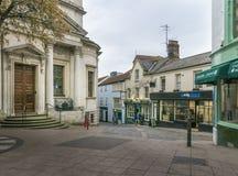 De Stegen van Norwich royalty-vrije stock afbeeldingen
