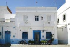 De stegen van Rabat royalty-vrije stock afbeeldingen