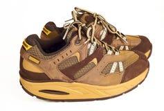 De stemmende schoenen van de trekking Royalty-vrije Stock Afbeeldingen