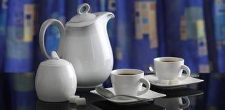 De stemming van de koffie Royalty-vrije Stock Afbeeldingen