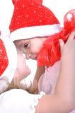 De stemming van Kerstmis Royalty-vrije Stock Afbeeldingen