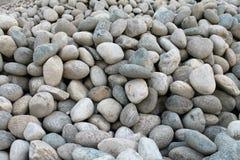 De stenen van de bouw in steengroeve Stock Afbeeldingen