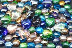 De stenen van de gem stock foto's