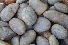 De Stenen van de kiezelsteen Royalty-vrije Stock Fotografie