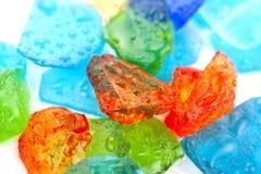 De stenen van de kleur Royalty-vrije Stock Afbeeldingen