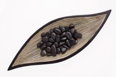 De stenen van de massage zen Royalty-vrije Stock Afbeelding