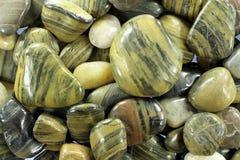 De stenen van de rivier. Stock Foto's