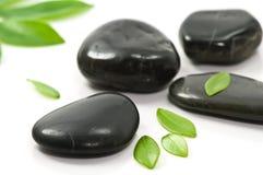 De stenen van de therapie Stock Fotografie
