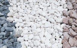 De stenen van de tuin royalty-vrije stock afbeelding