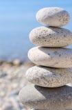 De stenen van Fengshui Stock Foto