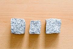 De stenen van het graniet Stock Afbeelding