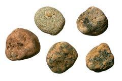 De stenen van het graniet Royalty-vrije Stock Afbeelding